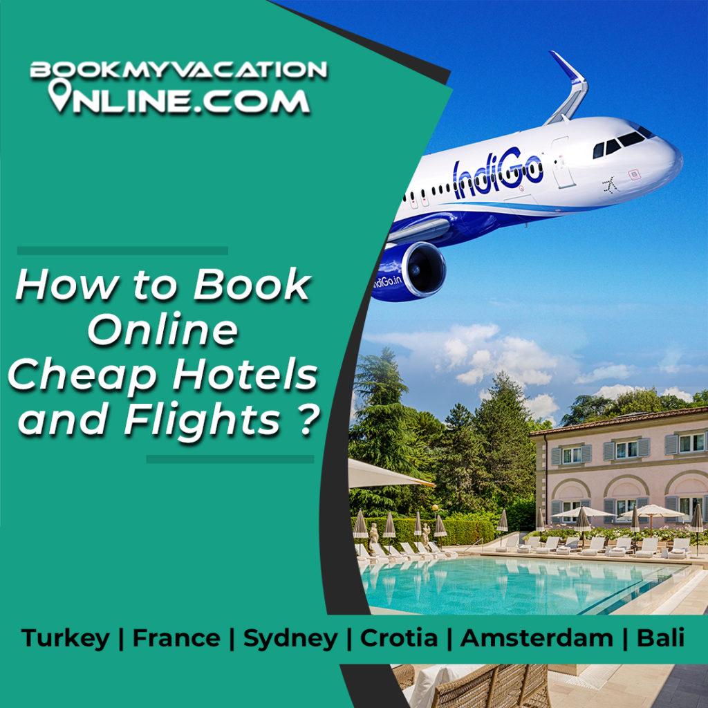 Online Cheap Flights & Hotels